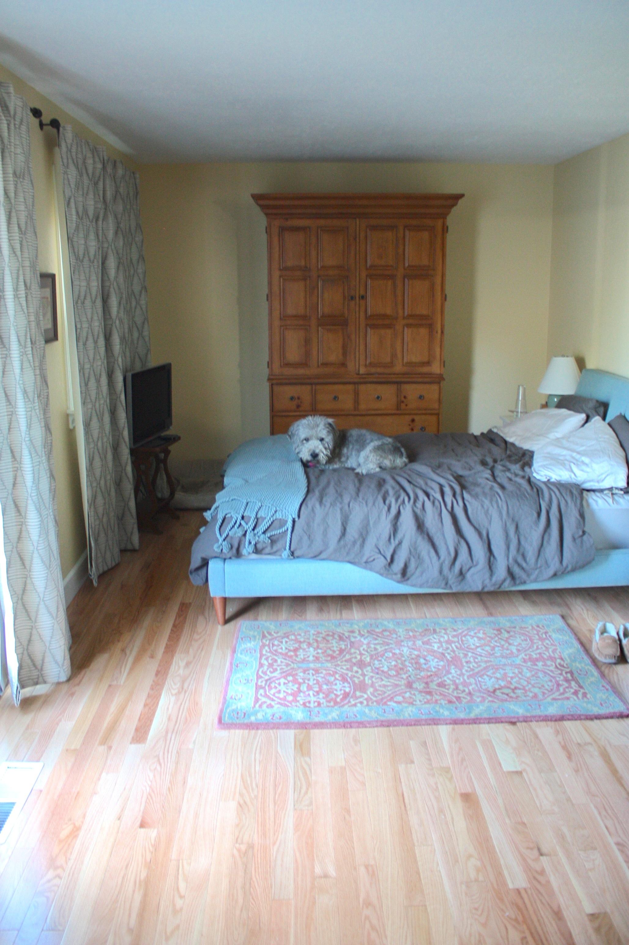 Bedroom Furniture Arrangement ...